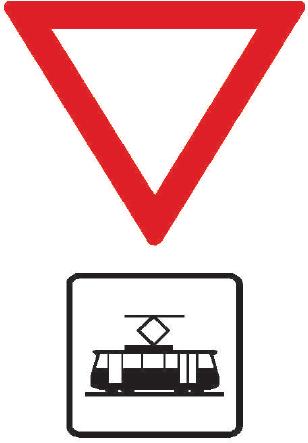 Dej přednost v jízdě tramvaji!