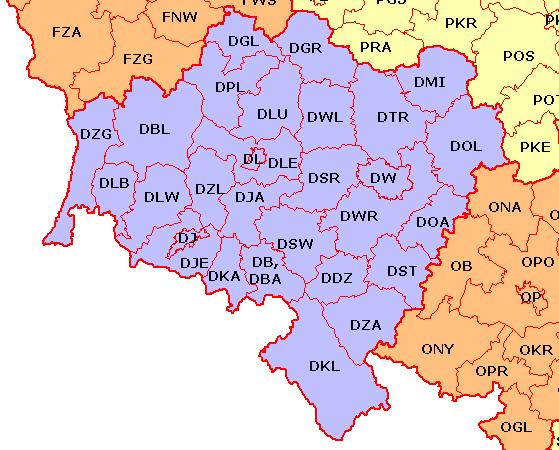 D - Dolnoslezské vojvodství