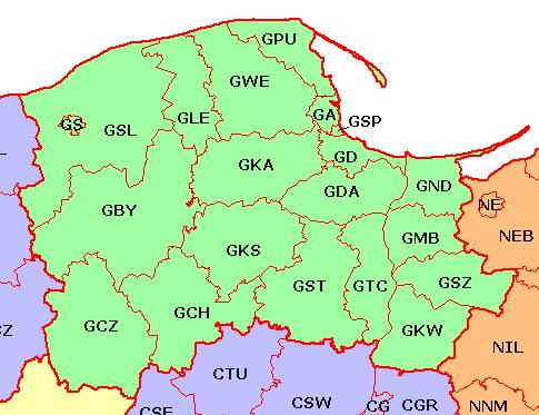 G - Pomořské vojvodství