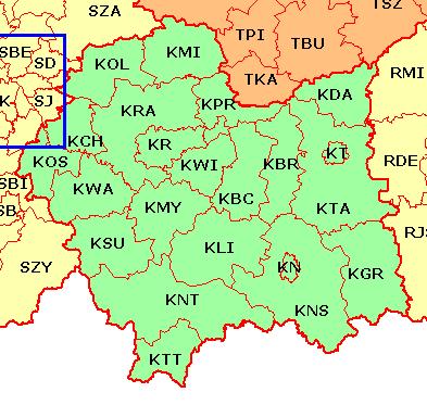K - Malopolské vojvodství