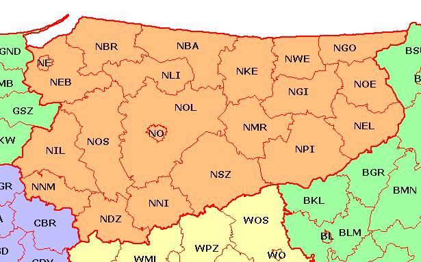 N - Varmijsko-mazurské vojvodství