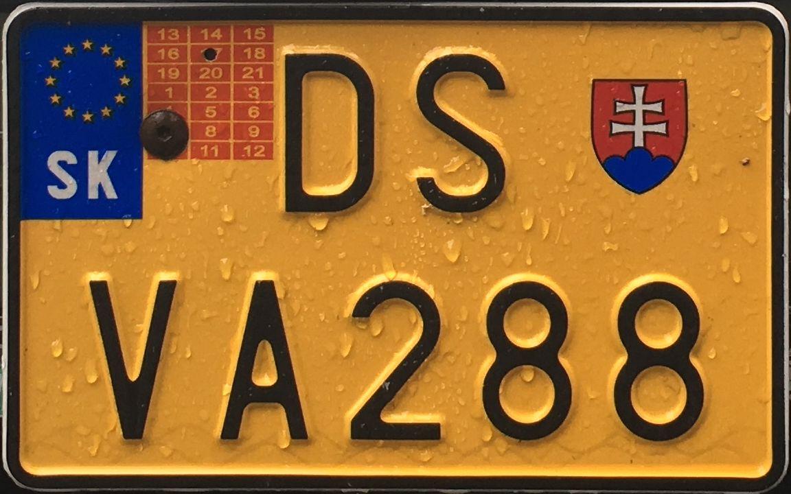 Slovenská exportní značka, foto:www.podalnici.cz