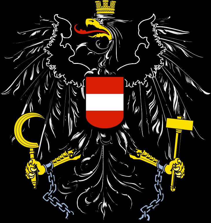 Spolkový znak Rakouska