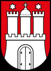 Zemský znak Hamburk