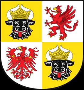 Zemský znak Meklenbursko-Přední Pomořany