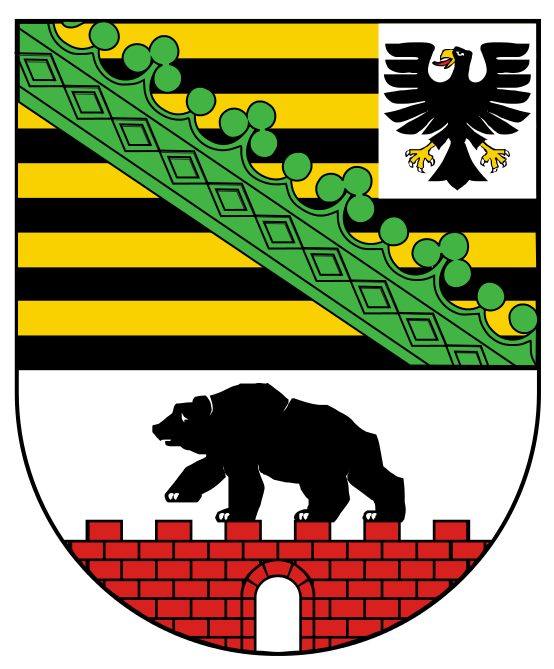 Zemský znak Sasko-Anhaltsko