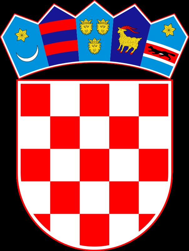 Chorvatský znak