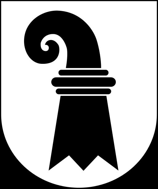 Znak kantonu Basel-Stadt