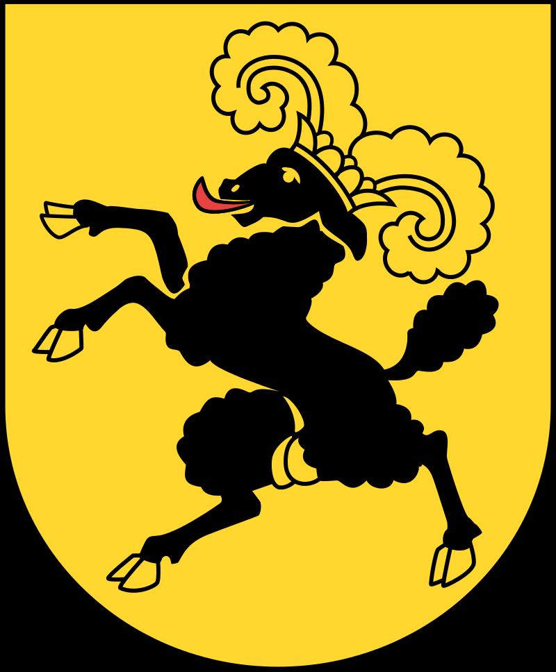 Znak kantonu Schaffhausen
