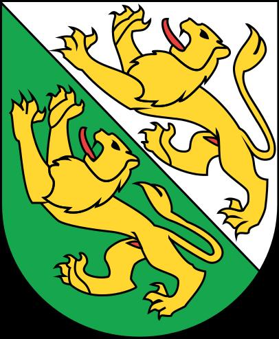 Znak kantonu Thurgau