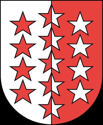 Znak kantonu Valais