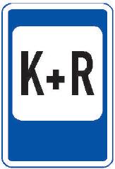 Parkoviště K+R