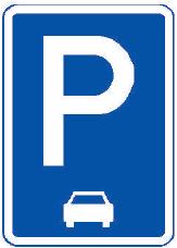 Parkoviště podélné stání