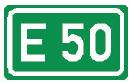 Číslo silnice pro mezinárodní provoz