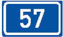 Číslo silnice