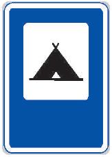 Tábořiště pro stany