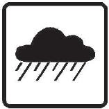 Za mokra (za deště)