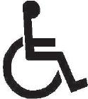 Osoba na invalidním vozíku
