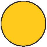 Přerušované žluté světlo